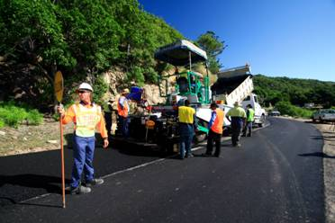 Building new roads on Magnetic Island
